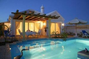 Hoteles con piscina privada en canarias for Villas con piscina privada en fuerteventura