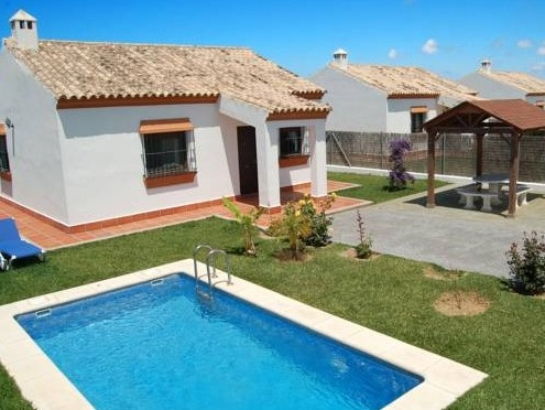 Hoteles con piscina privada en andalucia for Apartamento rural con piscina privada