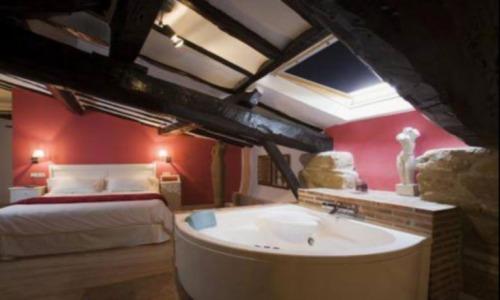 Hoteles con piscina privada en la rioja for Hoteles en burgos con piscina