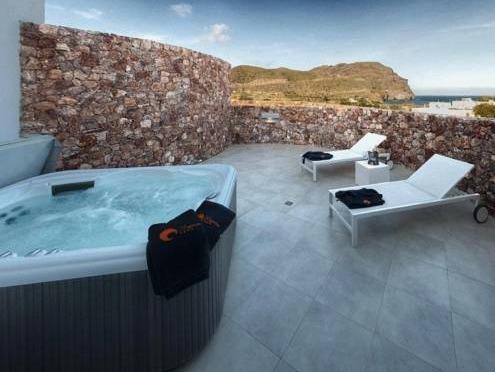 Hoteles Con Piscina Privada En Andalucia - Habitaciones-con-piscina-dentro