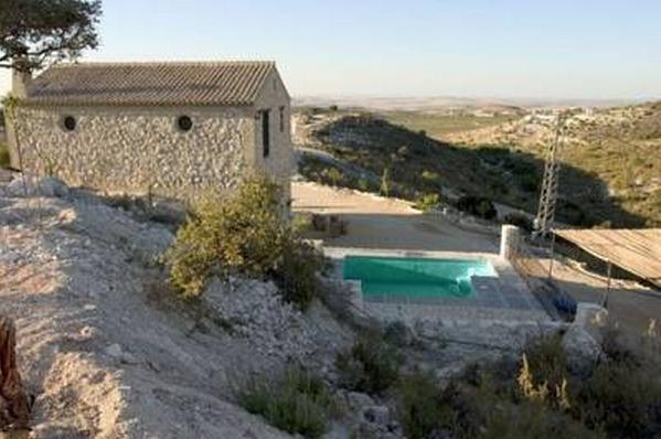 Hotel casa rural las vi as sevilla hoteles con piscina for Hoteles baratos en sevilla con piscina