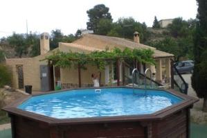 Hoteles con piscina privada en comunidad valenciana for Hoteles en badajoz con piscina