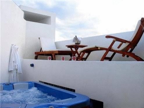 Hoteles con piscina privada en andalucia for Hotel con piscina en cordoba