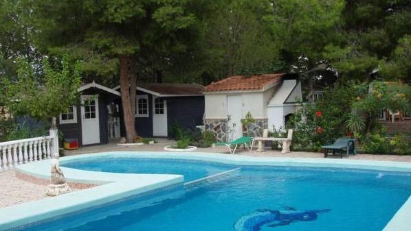 Hoteles con piscina privada en murcia - Hotel con piscina privada segovia ...