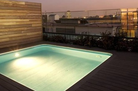 Hoteles con piscina privada en catalu a - Hotel con piscina privada segovia ...