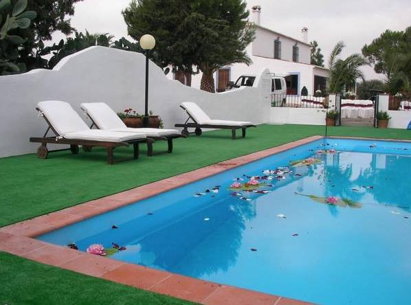 Cortijo ca ada de alba murcia hoteles con piscina privada for Hoteles en badajoz con piscina