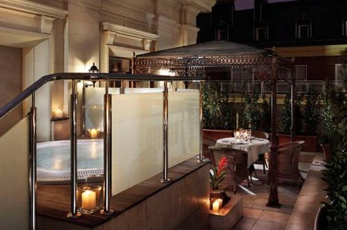 Hotel gran melia fenix madrid hoteles con piscina privada - Sauna premium madrid opiniones ...