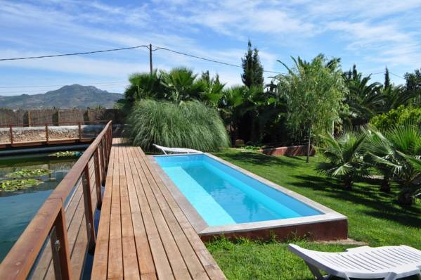 Hotel tancat de codorniu tarragona hoteles con piscina for Hotel piscina habitacion