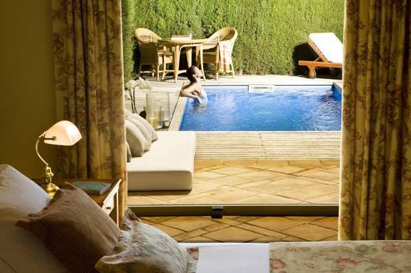 Hoteles con piscina privada en girona - Hotel con piscina privada segovia ...
