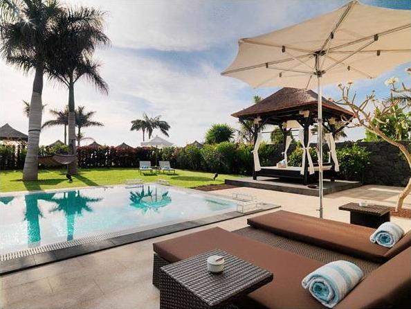 Hotel gran melia palacio de isora tenerife hoteles con for Hoteles en badajoz con piscina