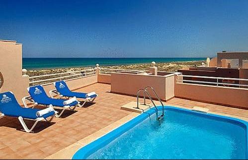 Oliva nova golf beach golf hotel valencia hoteles con for Hotel piscina habitacion