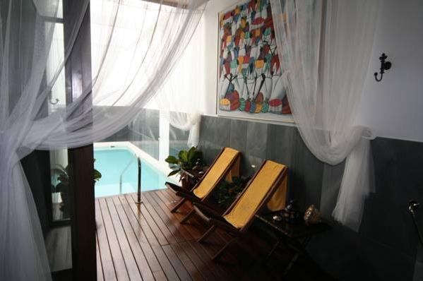 Hotel palacio san bartolome cadiz hoteles con piscina privada for Hotel piscina habitacion
