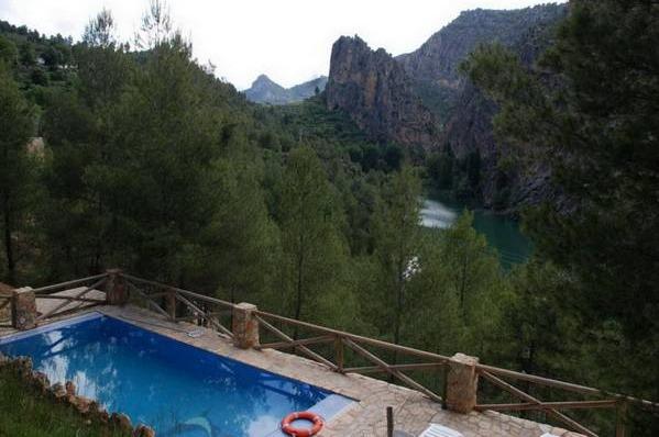 Hotel alojamientos rio zumeta albacete hoteles con - Hotel con piscina privada segovia ...