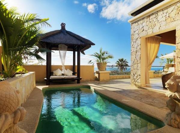 Hotel royal garden villas tenerife hoteles con piscina - Hotel con piscina privada segovia ...