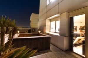 Hoteles con piscina privada en comunidad valenciana for Hoteles en avila con piscina