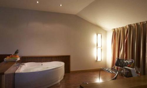 hotel con jacuzzi en vizcaya: