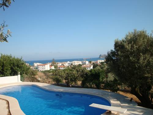 Hotel villa samar altea alicante hoteles con piscina privada for Villa con piscina privada vacaciones