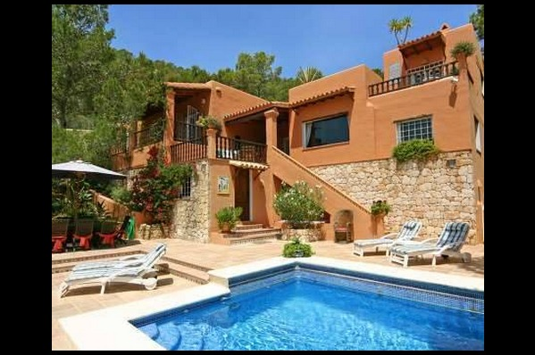 Hotel villa sant jordi hoteles con piscina privada - Hotel con piscina privada segovia ...