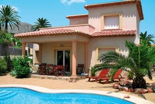 Hotel villas benicadims alicante hoteles con piscina privada for Villa con piscina privada vacaciones