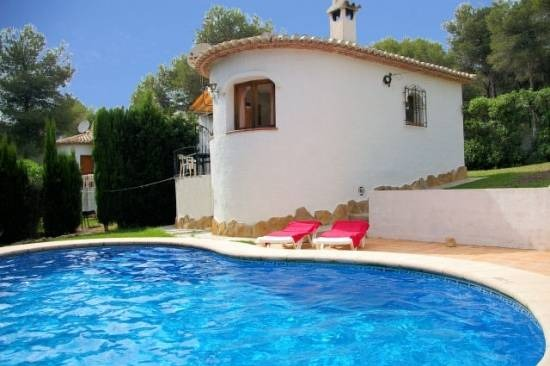 Hoteles con piscina privada en alicante for Vacaciones en villas con piscina