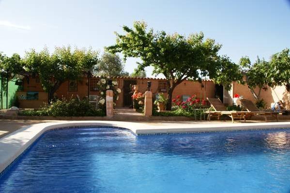 hoteles con piscina privada en ciudad real